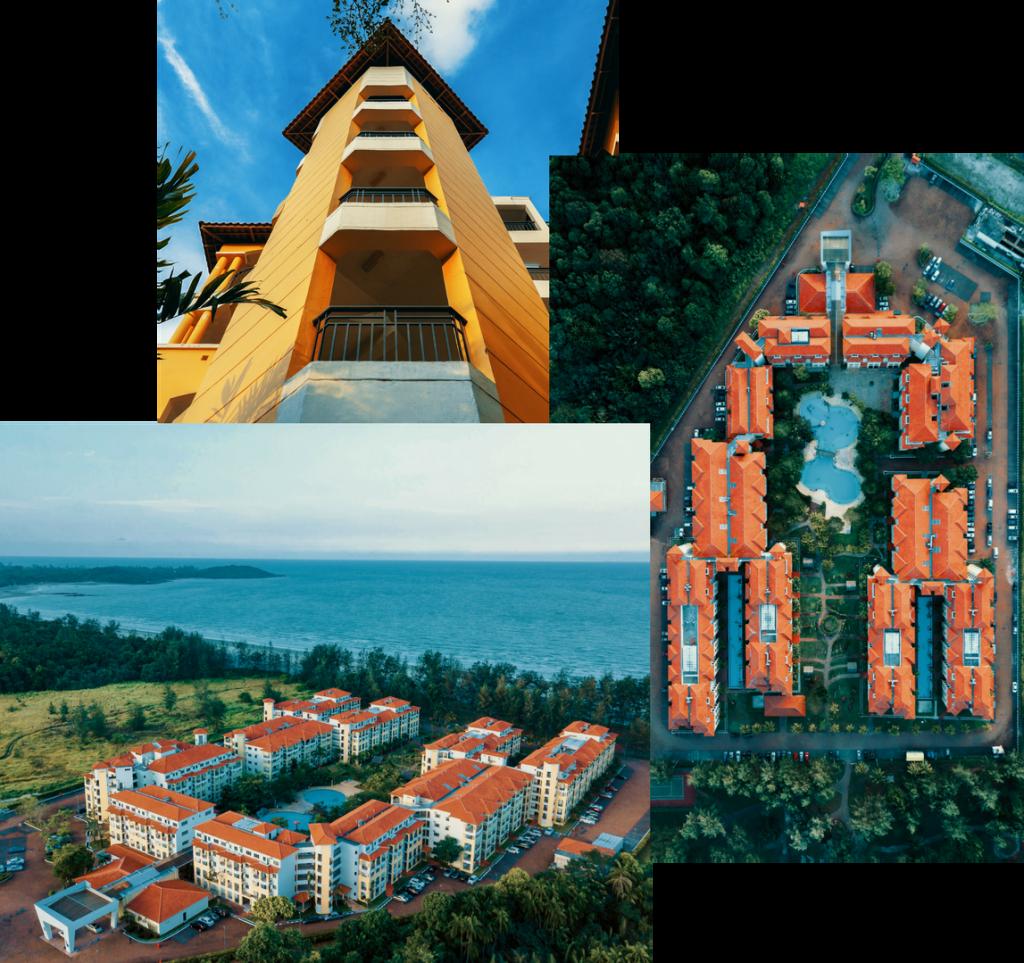 Desaru hotel: View 10